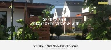 Domki Palm Rogowo